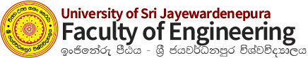 Faculty of Engineering - University of Sri Jayewardenepura